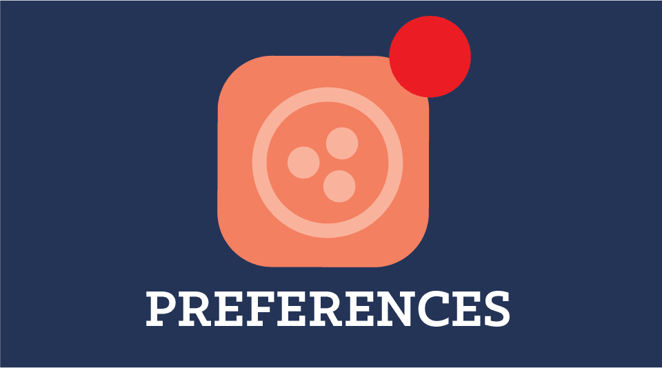 Shiftboard Notification Preferences