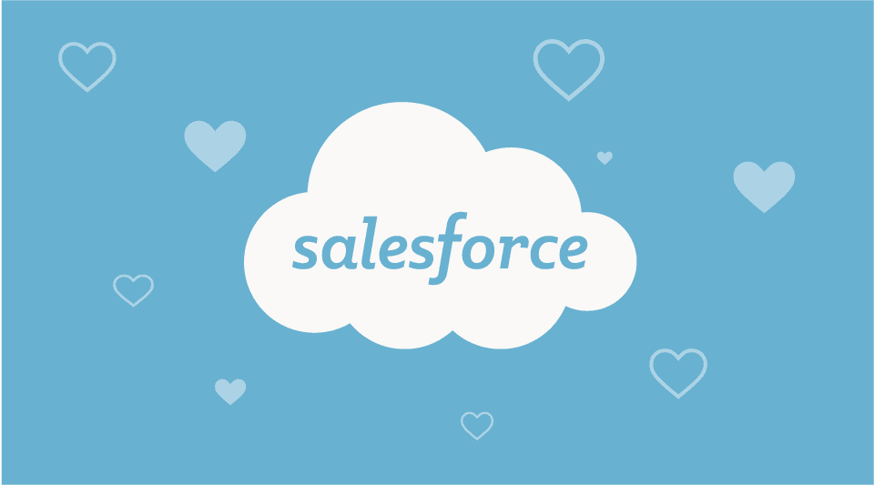 Salesforce how we love thee…