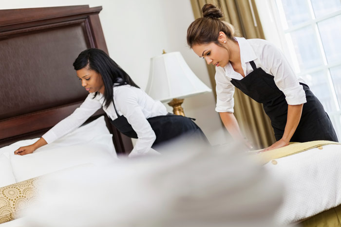 Scheduling software for the hospitality industry.