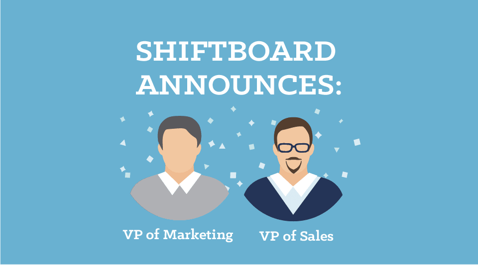 Shiftboard Announces New Additions to Leadership Team