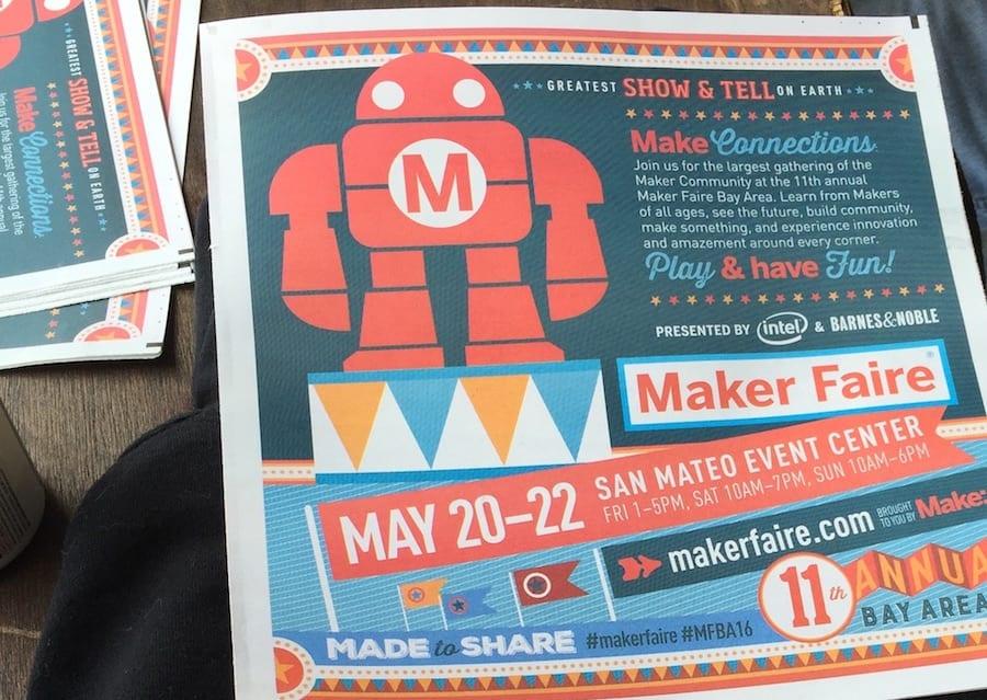 Maker Faire Program