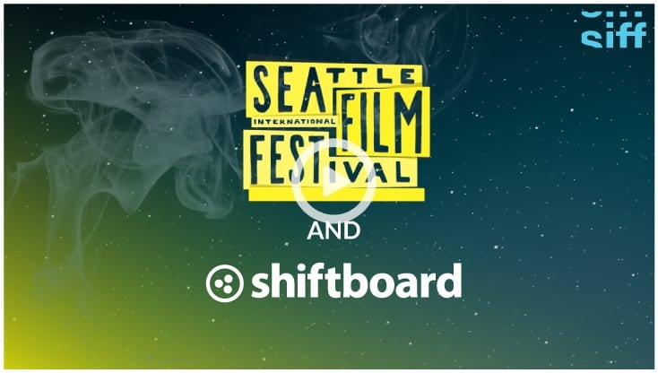 Event staff scheduling software for SIFF