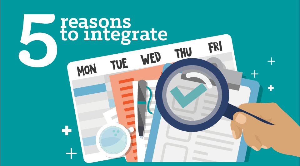 5 Reasons to Integrate Credential Management & Staff Scheduling