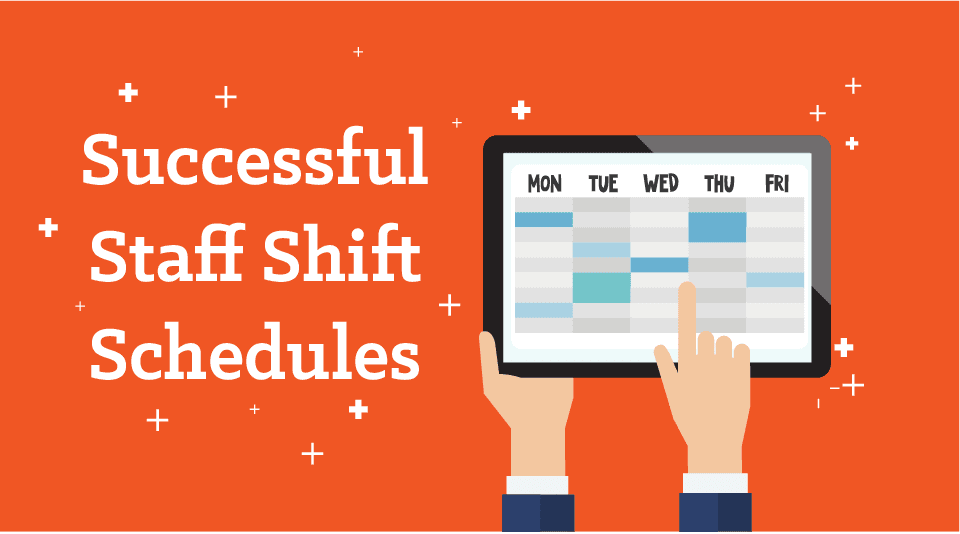 Infographic: 7 Steps to Successful Staff Shift Schedules