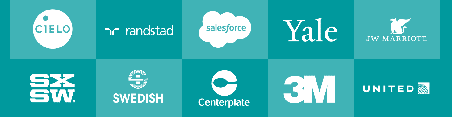 Shiftboard Customers - Cielo, Netflix, Salesforce, MIT and many more