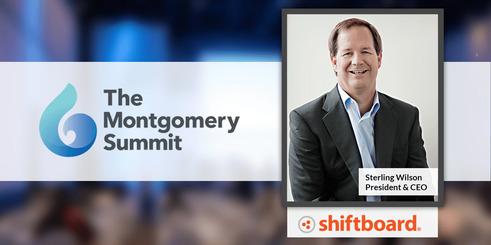 Shiftboard to Present at The Montgomery Summit
