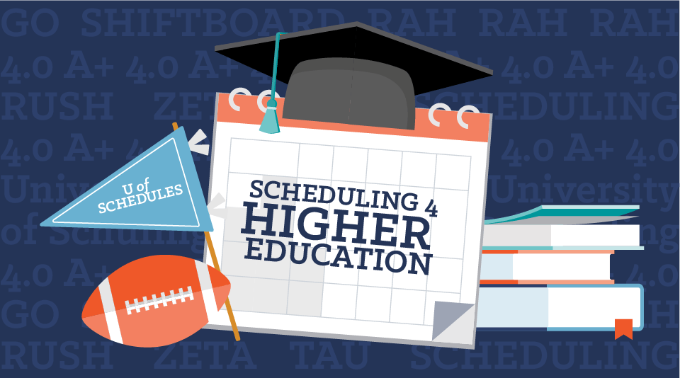 Smarter Scheduling for Higher Education