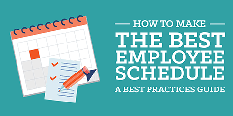 Employee Scheduling Guide