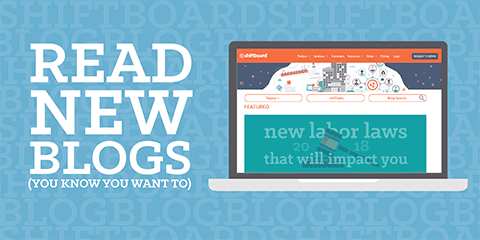 Shiftboard Blog