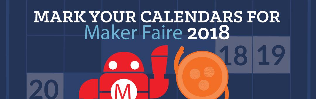 MakerFaire and Shiftboard 2018