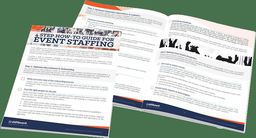 Event Staffing Checklist
