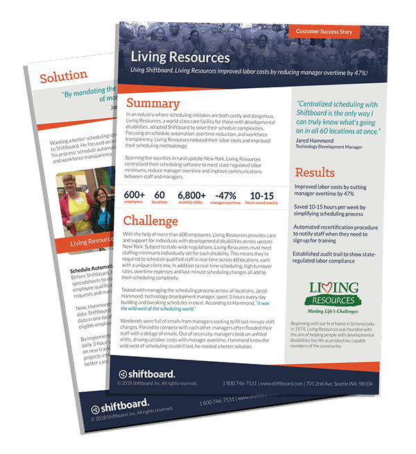 Living Resources Case Study