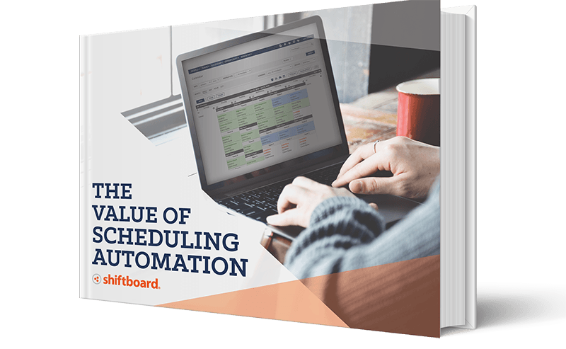 Value of Scheduling Automation