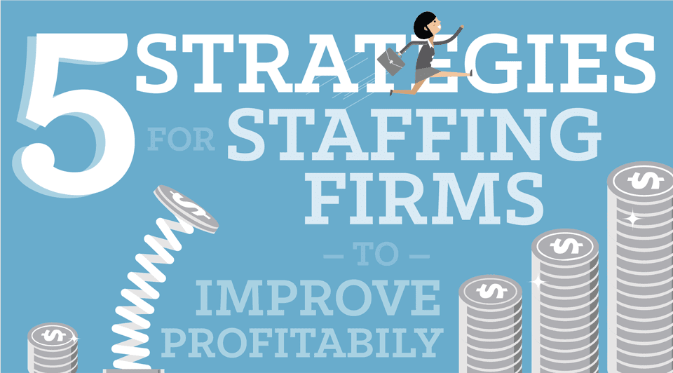 5 Innovative Strategies for Staffing Firms to Improve Profitability