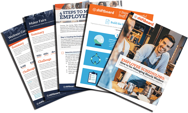 Employee Scheduling Toolkit Asset