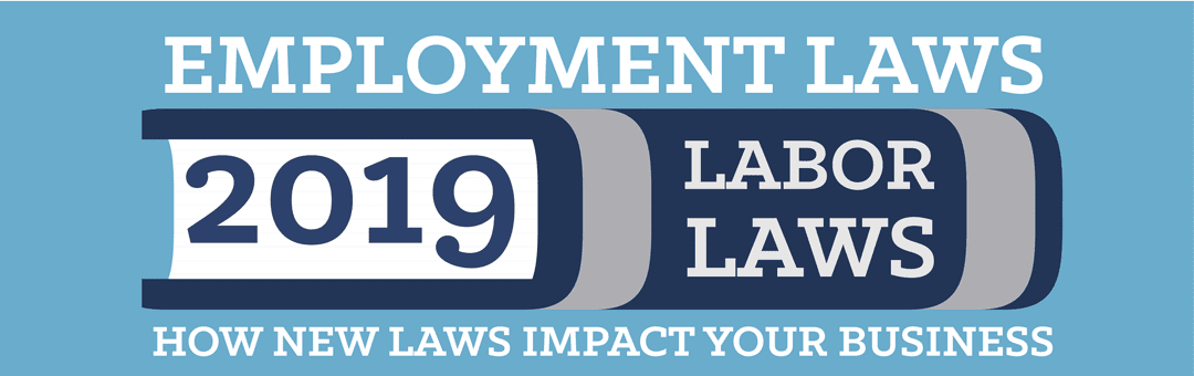 2019 Labor Laws