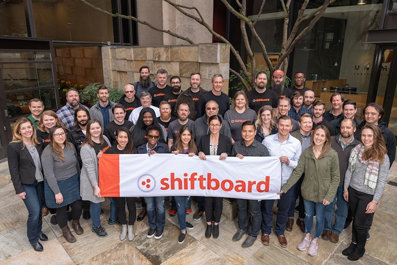 The Shiftboard Team, Spring 2019