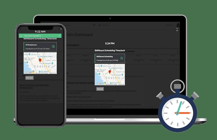 Employee Time and Attendance Tracker   Shiftboard