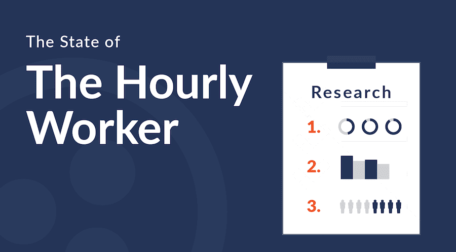 Nearly Half U.S. Hourly Workers Would Take Pay Cut for Influence Over Work Schedule