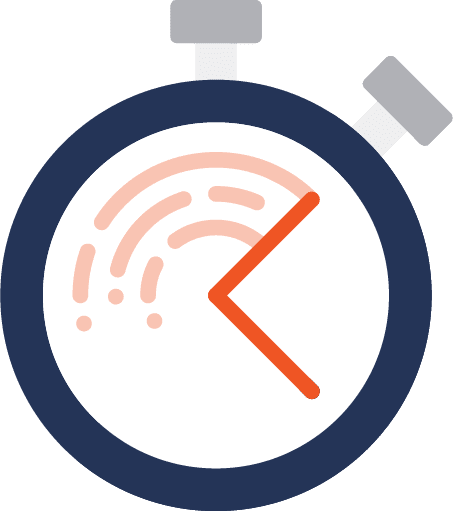 Overtime and contingent workers icon