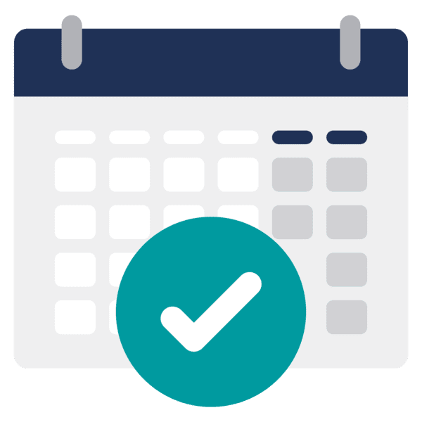 create compliant schedules