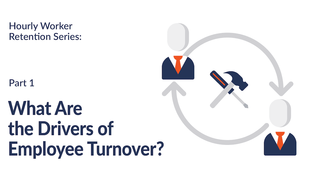 How to Reduce Hourly Employee Turnover