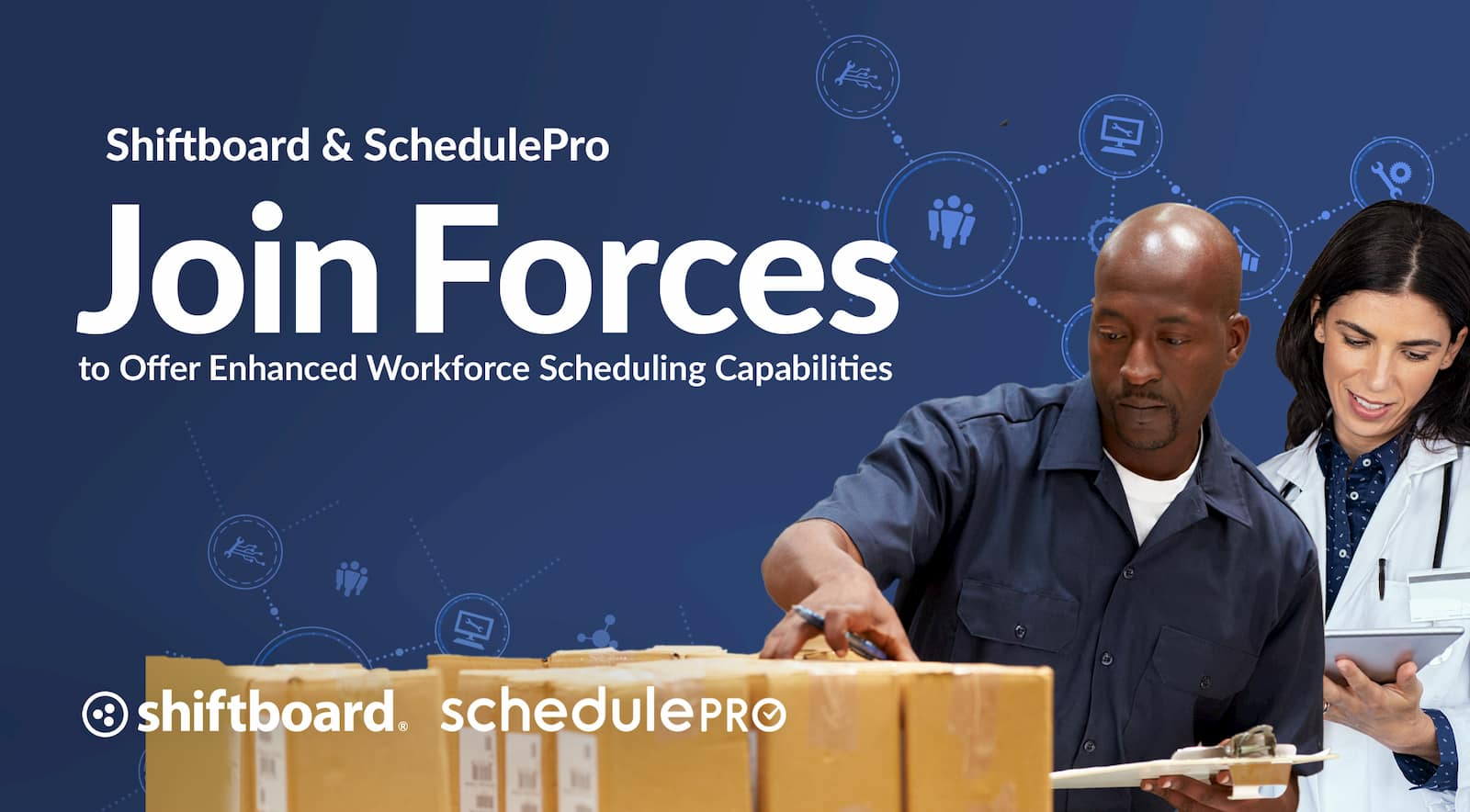 Shiftboard and SchedulePro Join Forces to Offer Enhanced Workforce Scheduling Capabilities