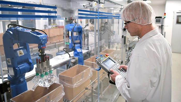 Manufacturing Testimonial