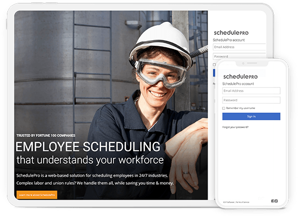 SchedulePro overview