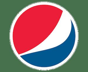 Pepsi logo color