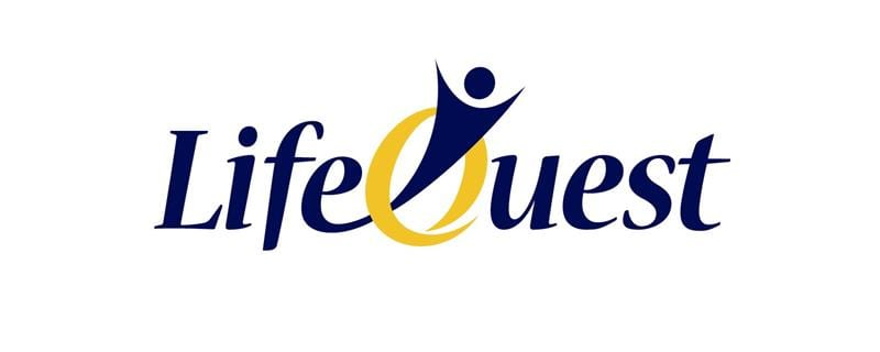 Life Quest logo color
