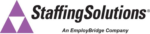 Staffing Solutions logo color